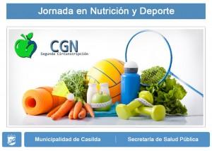 Jornada de nutrición y deporte