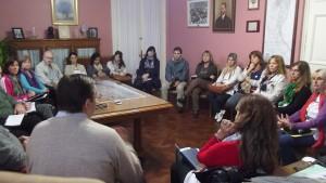 sarasola y directores por nueva roma 3