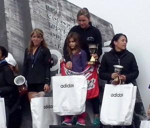 Celina Beltrán Media Maratón Adidas Rosario