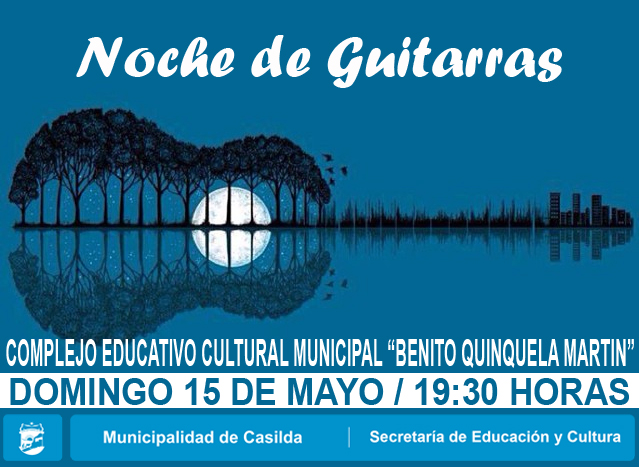 NOCHE DE GUITARRAS