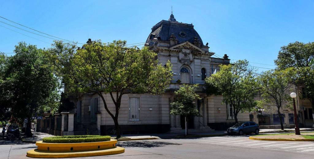 Palacio municipal de Casilda