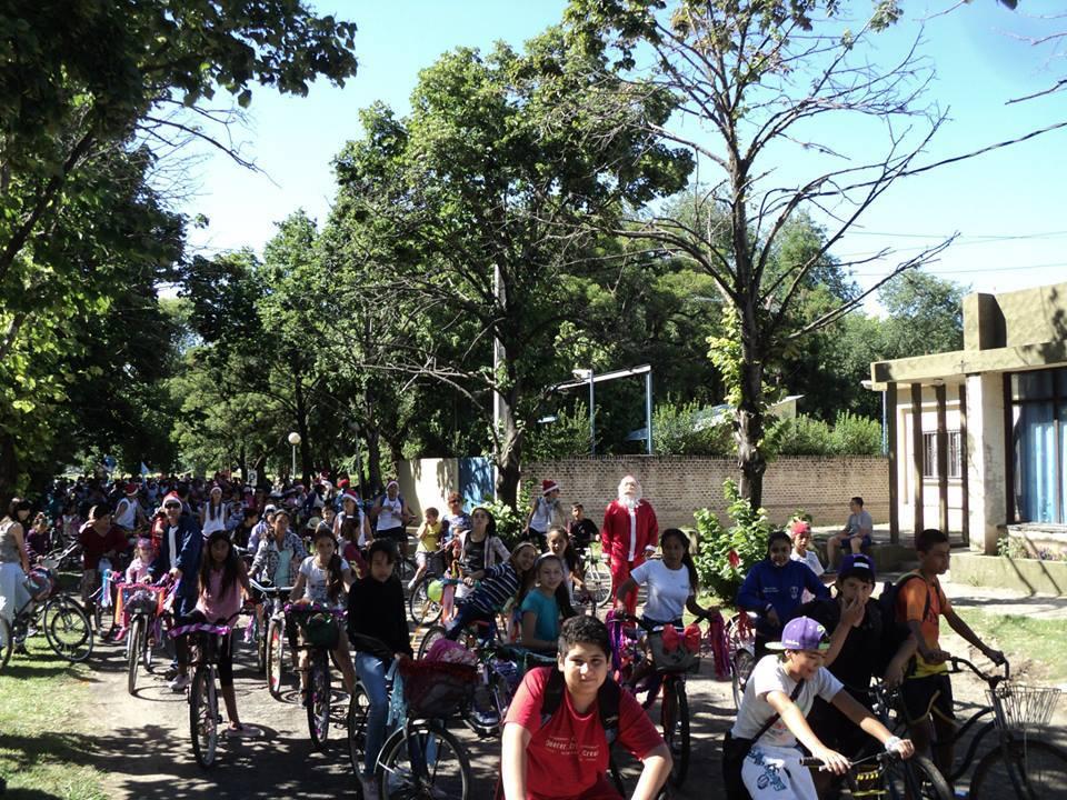 bicicleteada solidaria 2014 1