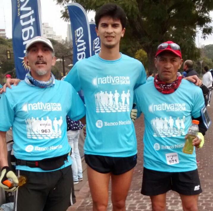Correcaminos en Nativa Tour Rosario