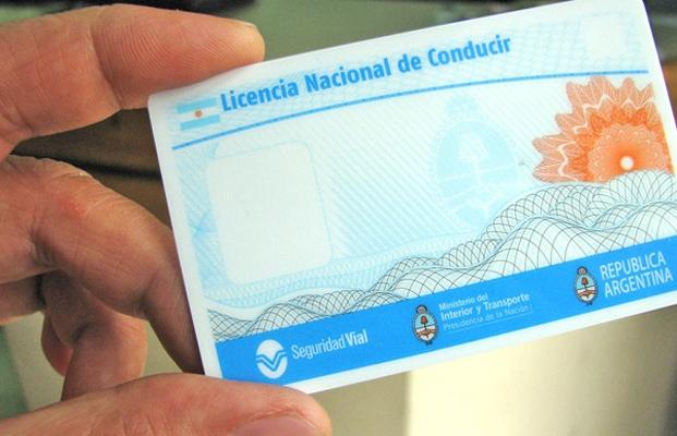 licencia unica de conducir