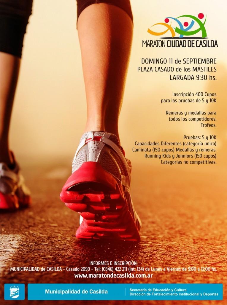 7 Maratón Ciudad de Casilda