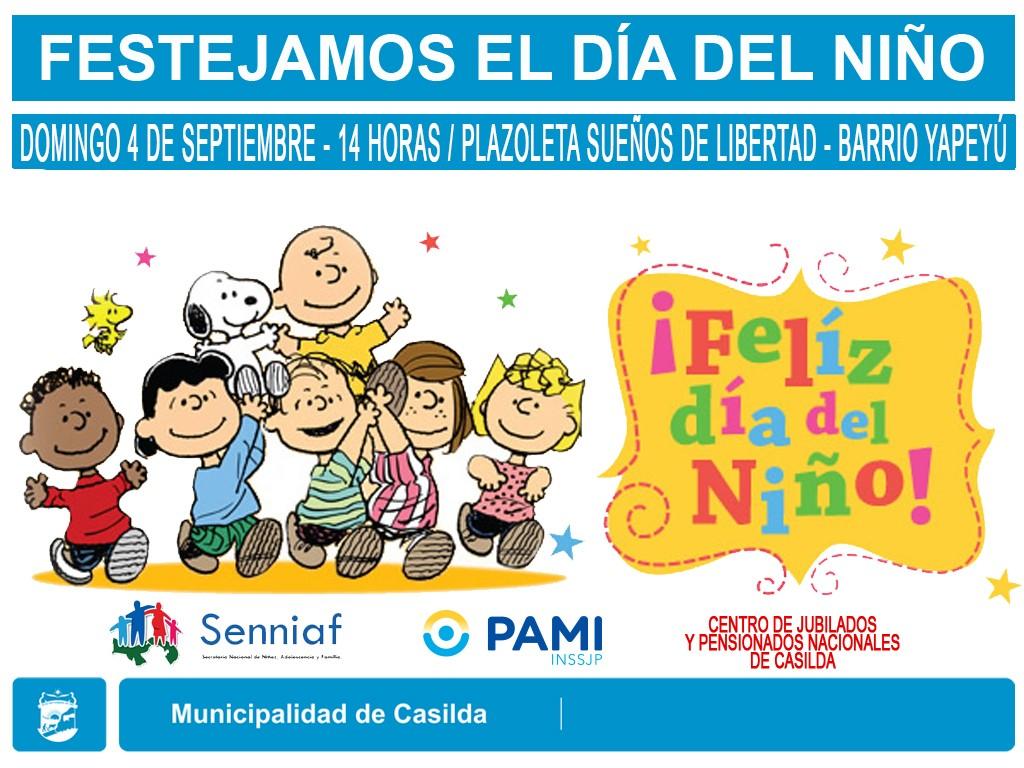 Dia del Niño en Yapeyú NUEVA FECHA