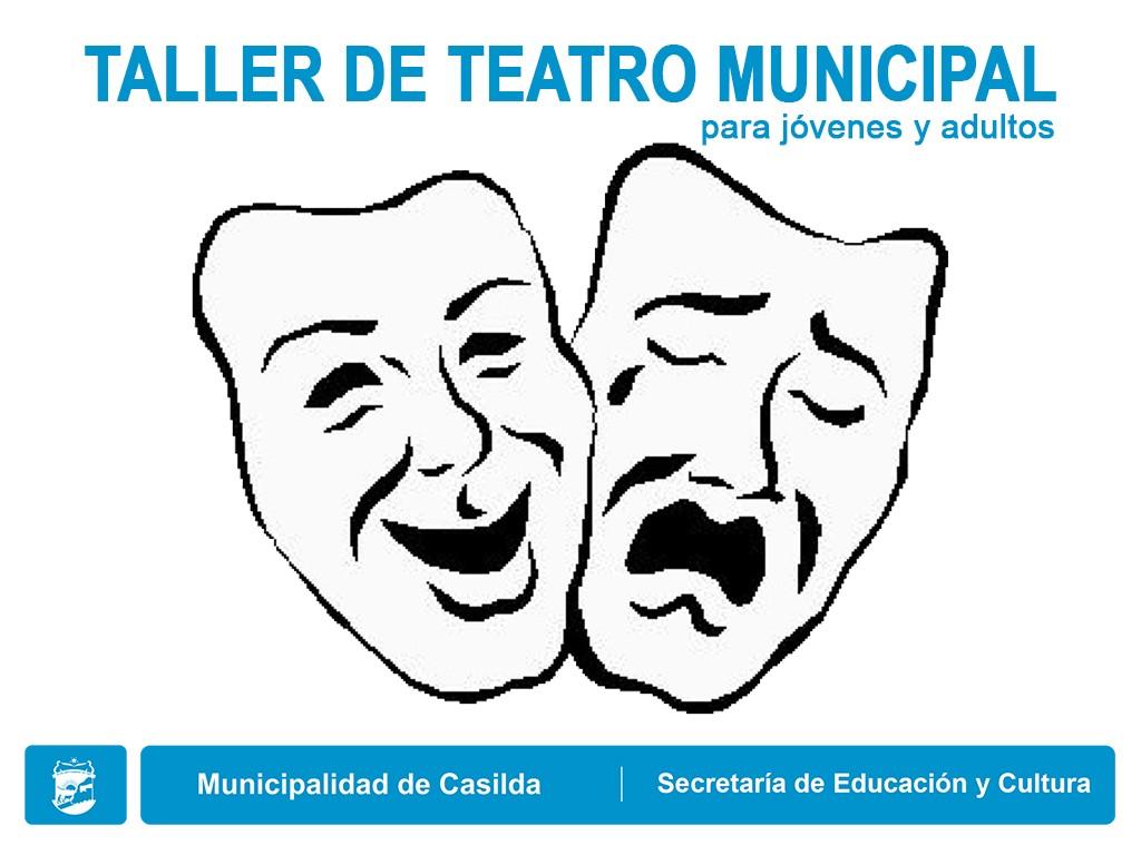 TALLER DE TEATRO JOVENES Y ADULTOS