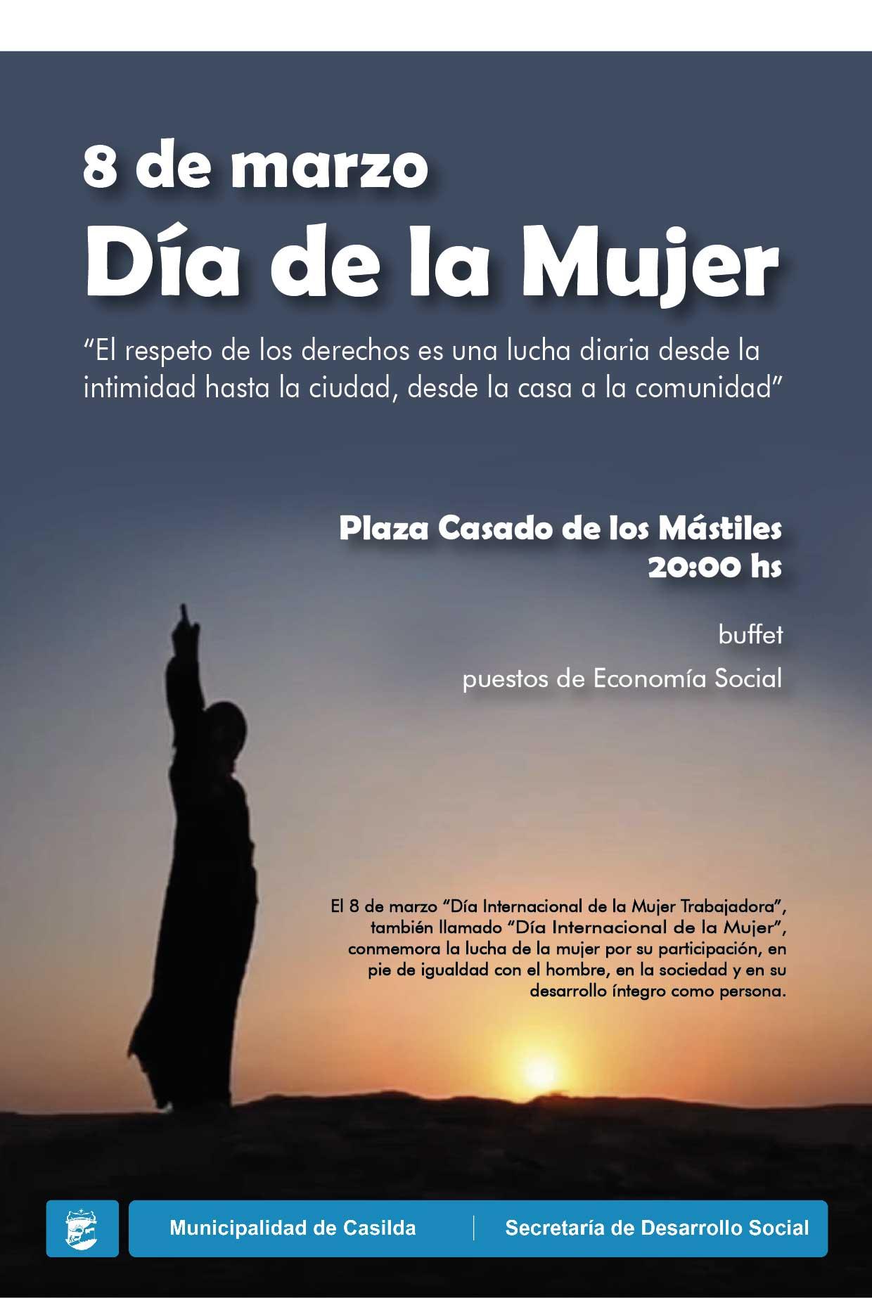 Bailando Por Los Derechos De Las Mujeres Municipalidad De Casilda Santa Fe Argentina