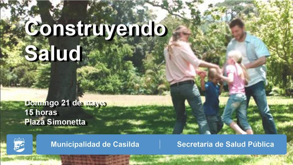 Construyendo Salud Plaza Simonetta