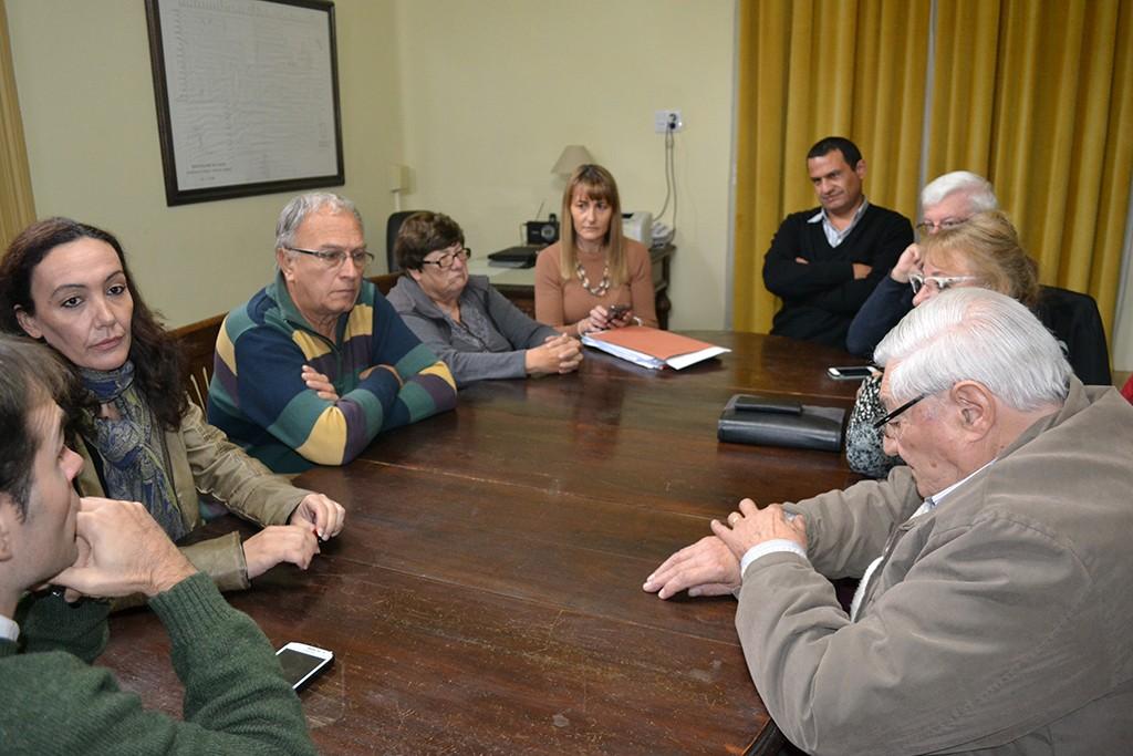 Patricia Ferraretto en el Concejo por Avelino