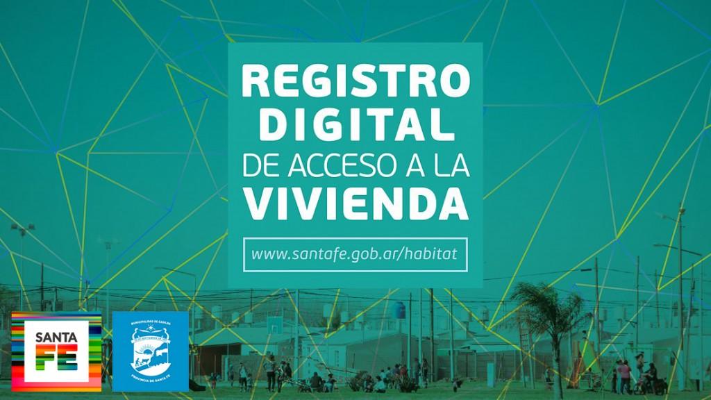 registro digital acceso vivienda