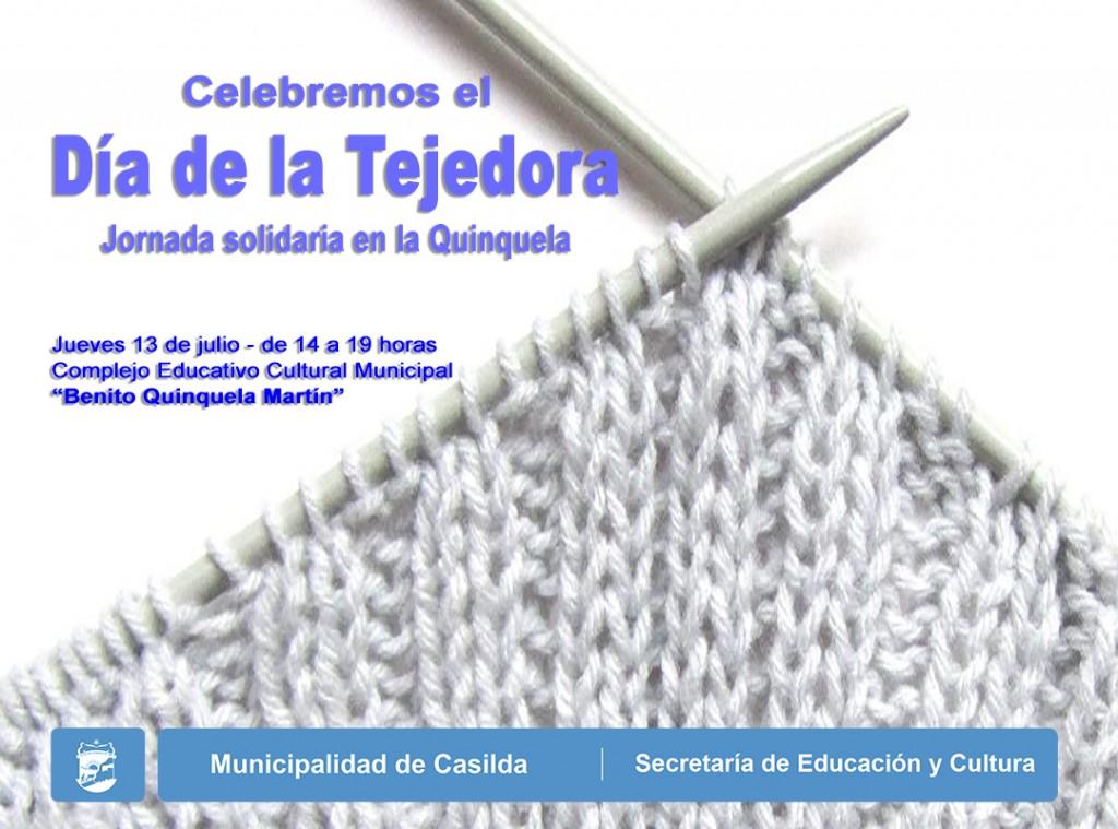 Dia de la Tejedora 2017