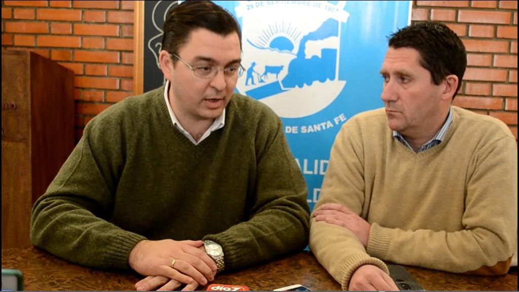 Sarasola anunció la implementación de la Guardia Urbana Municipal