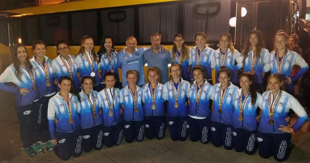 Las campeonas de MILLENNIUM volvieron a la ciudad