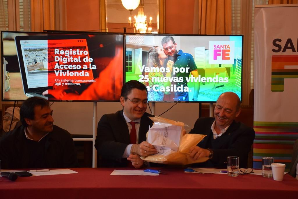 Se abrieron las ofertas para construir 25 nuevas viviendas en Casilda 1