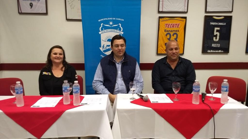 Se presentó oficialmente Expo Casilda 2017