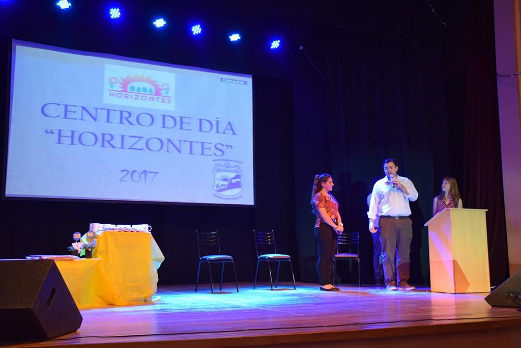 Muestra Anual Centro de Día Horzontes 2017 1