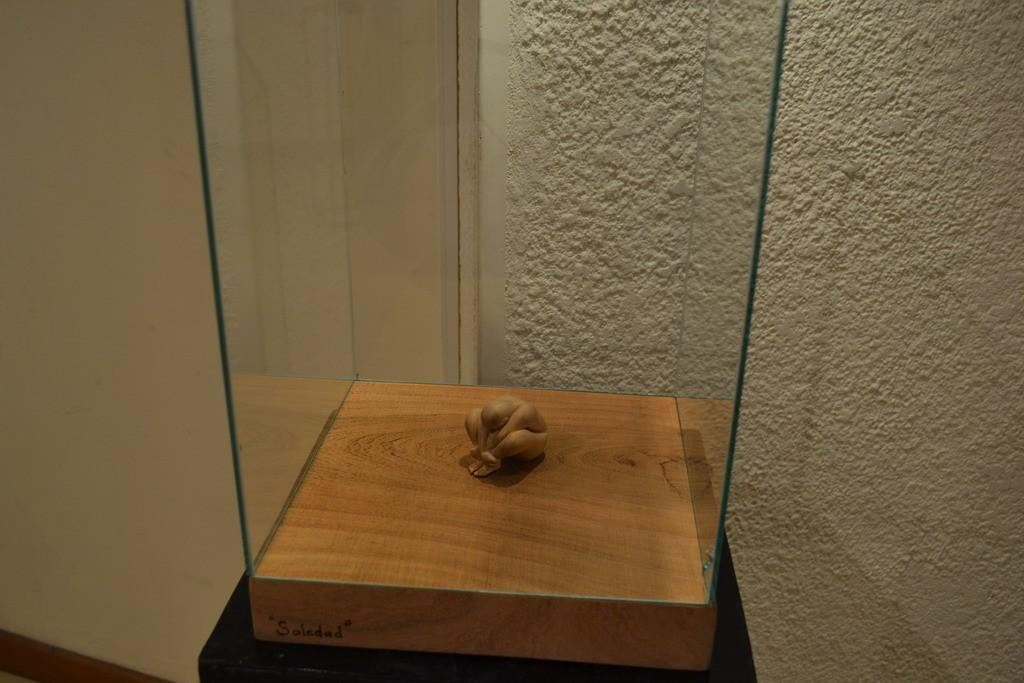 23 salón artista casildense - 1 premio escultura obra