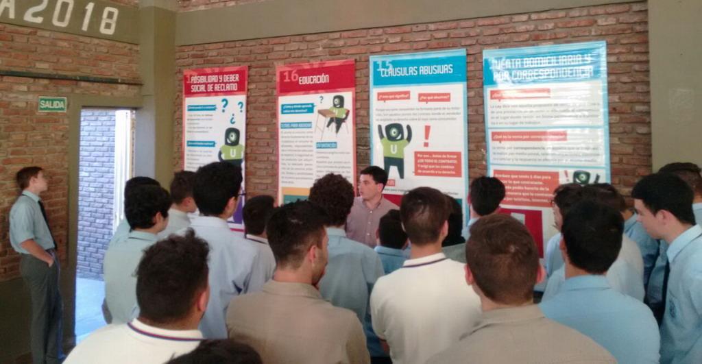 Muestra derechos del consumidor municipalidad de casilda for Telefono oficina del consumidor
