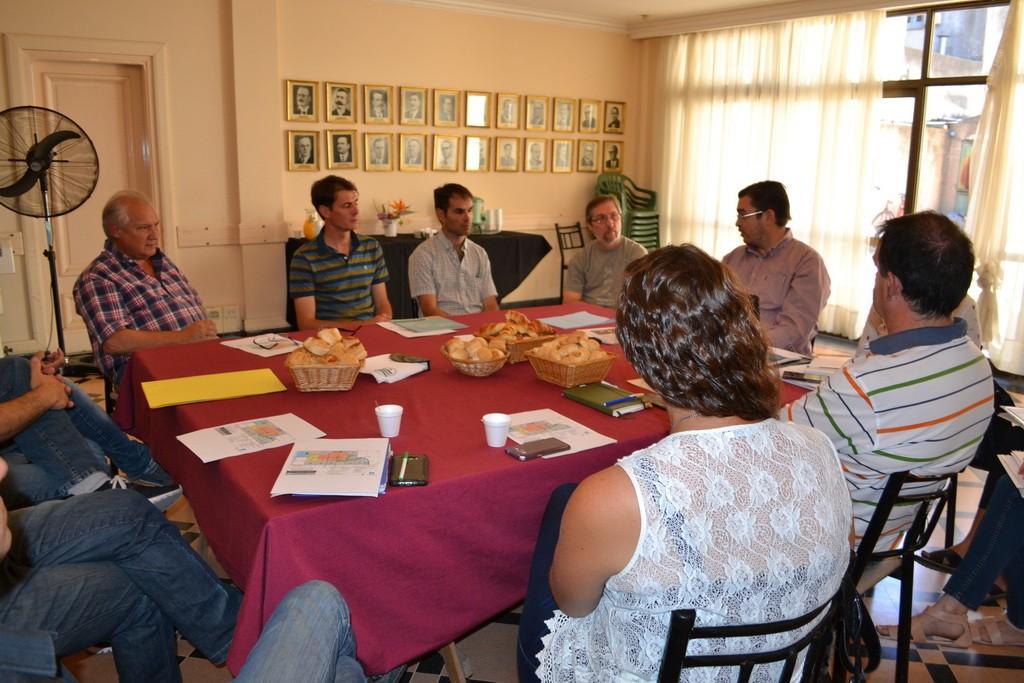 Comenzaron las reuniones del Plan Estratégico 1