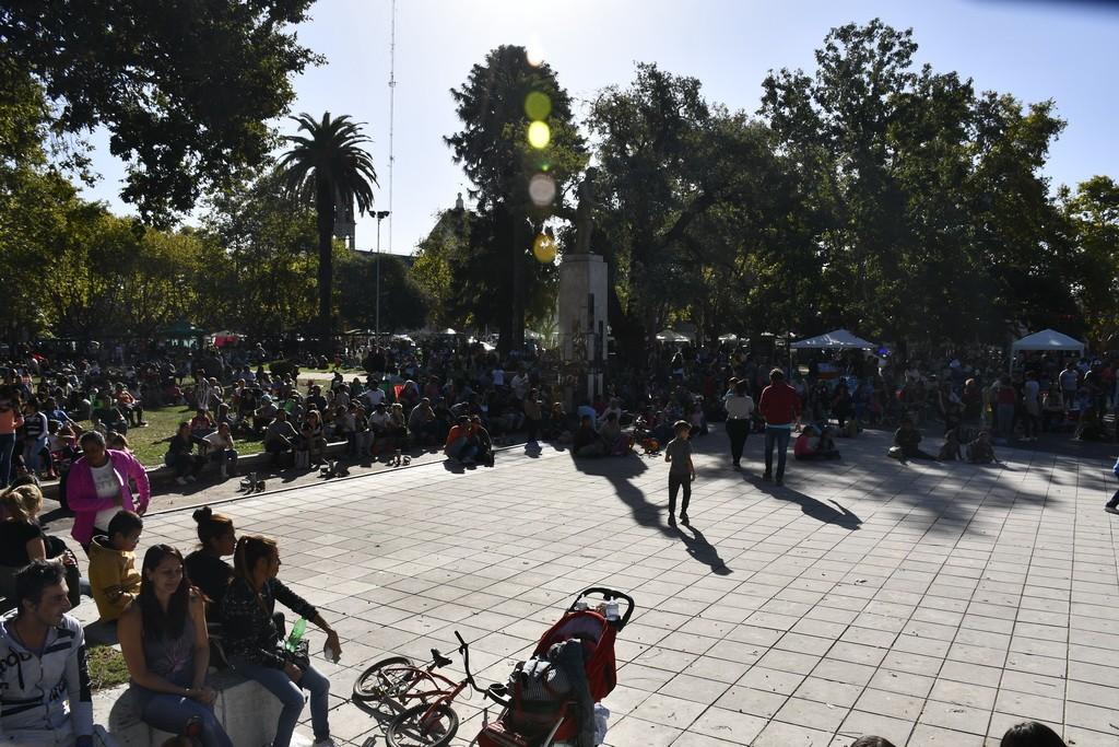Feria Camino a las Pascuas 2