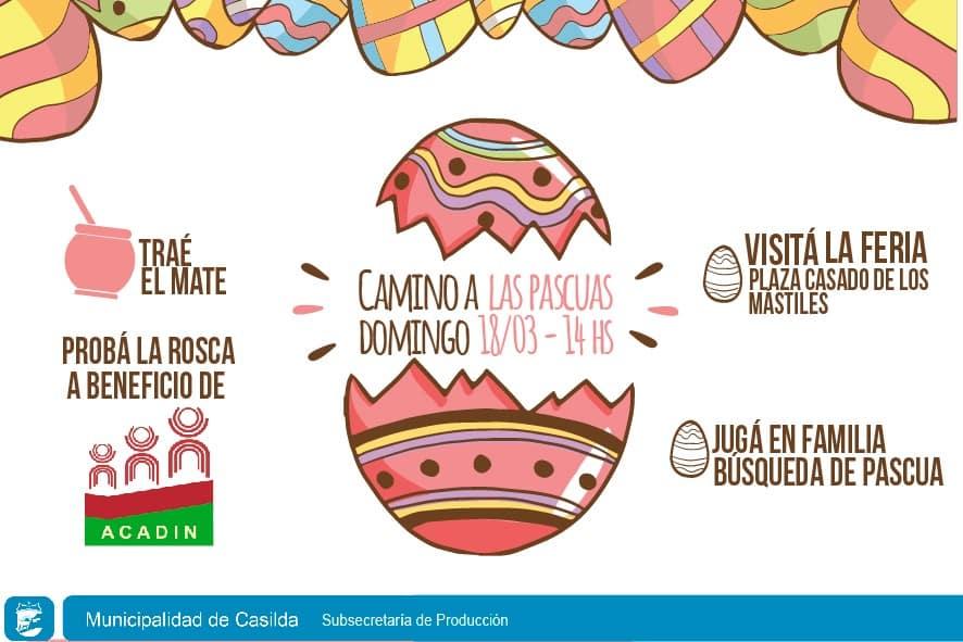 Feria Camino a las Pascuas