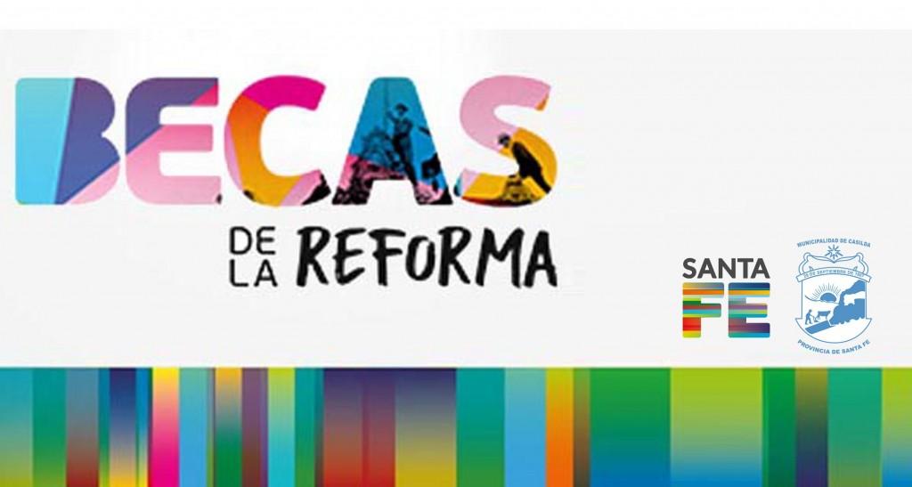 becas de la reforma